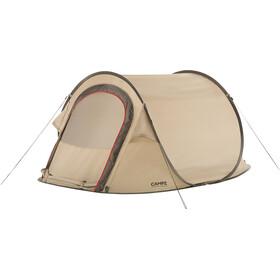 CAMPZ Parkland 3P Tent, beige